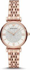 Goudkleurige Emporio Armani Horloge AR11244