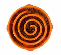 Outward Hound Feeder Anti-Schrok Voerbak Oranje 29 cm