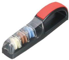 Rode Global MinoSharp Messenslijper 0550BR - 23 cm - Rood/Zwart