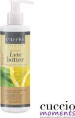 Cuccio Bodybutter Lyte 237 ml White Limetta & Aloe Vera