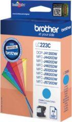 Blauwe Brother LC-223C inktcartridge Origineel Cyaan 1 stuk(s)