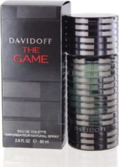 Davidoff The Game Eau de Toilette (EdT) 60 ml