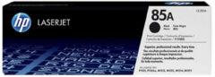 HP 85A CE285A Tonercassette Zwart 1600 bladzijden Origineel Tonercassette