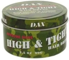 Dax High and Tight Awesome Shine groen - 99 gr - 1 stuk
