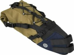 AGU Seat-Pack Venture Zadeltas Blauw - 10L - Bikepacking