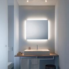 Duravit Specchio con iluminazione Ambient Light Led L 80 cm