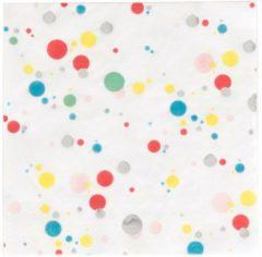 Rode My Little Day - Servetten - Multi Color - 20 stuks - 16cm
