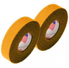 Gouden Metolius - Finger Tape 2-Pack - Tape maat 13 mm, gold