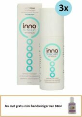 Inna Suncare | VOORDEELSET | Aftersun Spray | Face and Body | 3 x 150ML | Voorkomt Sriae