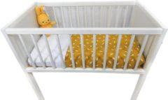 Witte Bliss Babydeken - Wikkeldeken - Omslagdoek - Wiegdeken - Dekentje