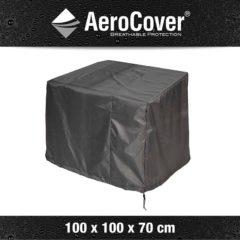 Antraciet-grijze Loungestoelhoes Cover 100x100xh70 - Aerocover