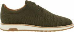 Rehab Heren Lage sneakers Nolan Knit - Groen - Maat 45