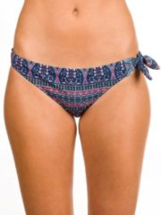 Blue Roxy Sun,Surf And Surfer Bikini Bottom