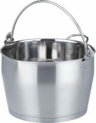 Zilveren Baumalu 6 Liter Confituurpot (Maslin pan) van RVS