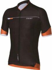 BBB cycling BBB Roadtech Fietsshirt - Heren - Zwart/oranje - Maat M