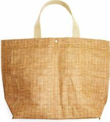 Beige Kikkerland Draagtas - Geisoleerde tas om eten warm en koud te bewaren - Draagvermogen tot 7,5 KG