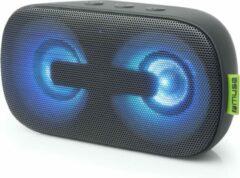 Grijze Muse Electronics Muse M-370 DJ Bluetooth speaker