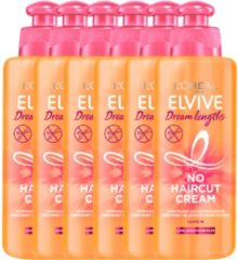 L'Oréal Paris Elvive Dream Lengths No Haircut Cream - 6x 250ml multiverpakking