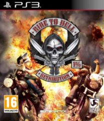 Deep Silver Ride to Hell: Retribution