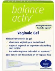 Clearblue Balance Activ Vaginale Gel - 7x5ml