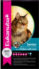 Eukanuba Kat Adult Overweight - Sterilised Kip - Lever 10 kg