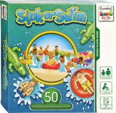 Eureka 3D Puzzle Eureka Ah!Ha Sink or Swim