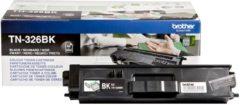Zwarte BROTHER TN-326BK tonercartridge zwart high capacity 4.000 pagina s 1-pack