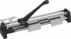"Zilveren Wolfcraft \""TC 460\"" Tegelsnijder, max. Snijlengte 460 mm, Tegeldikte 4-10 mm artikel nr. 5559000"