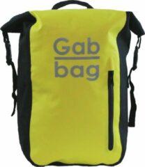Reflective Gabbag Rugzak - 25 Liter - Geel - 100% Waterdicht