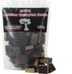 Vuur & Rook Whisky / Eiken Chuns 1.5 kg