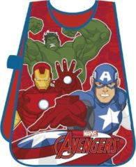 Marvel kinderschort Avengers junior 46 cm PVC rood