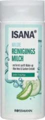 ISANA Zachte Gezichtsreinigingslotion met Extract van Aloë vera en Komkommer - pH huidneutraal (200 ml)