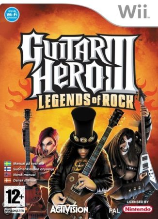 Afbeelding van Red Octane Guitar Hero 3 - Legends Of Rock