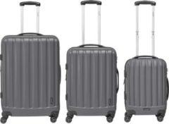 Packenger Kofferset Koffer 3er-Set Velvet M, L+XL
