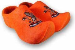Nijhuis Klomppantoffel Divers - oranje - 36-38