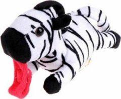 Rode Hipvip Speenknuffel zebra