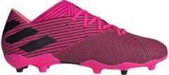 Adidas Nemeziz 19.2 FG Voetbalschoenen - Grasveld - roze - 40 2/3