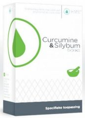 Health Maintenance Europe HME Curcumine & Silybum extract 60 vegicaps