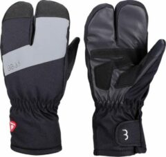 BBB Cycling SubZero 2 x 2 winterhandschoenen BWG-35 - zwart - maat S