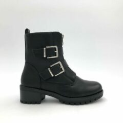 Shoesheaven.nl NEFF BOOTS - Maat 36 - Enkellaars - Zwart