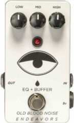 Old Blood Noise Endeavors Utility 3 Band EQ + Buffer Pedal with Switchable 3-band EQ