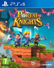 Merkloos / Sans marque Portal Knights - PS4