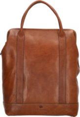 Micmacbags Legacy rugzak 13 inch cognac