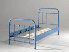 Vipack Furniture Vipack Metallbett New York 90x200 cm, blau