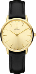Gouden Danish Design watches edelstalen dameshorloge Akilia Gold Gold Medium IV19Q1251