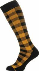 Gele Protest GENT Skisokken Heren - Dark Yellow - Maat 39-42