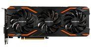 GIGABYTE GeForce GTX 1080 WINDFORCE OC 8G, Grafikkarte + NVIDIA BE THE HERO DC (einlösbar bis 30.06.17)-Spiel