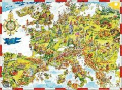 King International Comic Europe - Puzzel - 1000 Stukjes