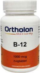 Ortholon Vitamine B12 1000 mcg - 60 Tabletten - Vitaminen