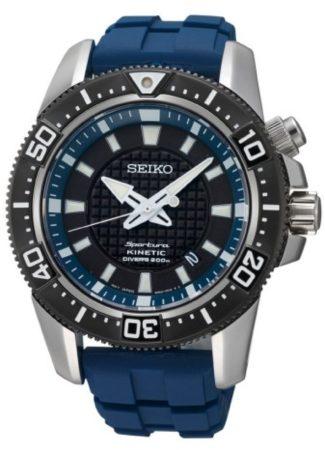 Afbeelding van Seiko Sportura Diver's SKA563 Heren Horloge
